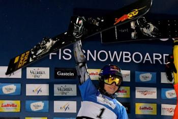 Ledecká je první v historii, co vyhrála v jednom ročníku SP závod na snowboardu i na lyžích