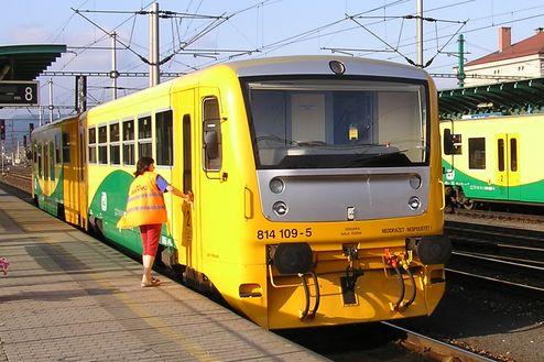 Z Dolní Lipky do Hanušovic by mohly v létě vlaky jezdit každý den