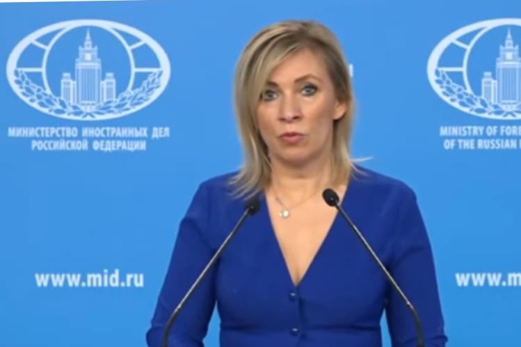 Zacharová: Chválím USA za to, že už nebudou svrhávat režimy jiných států