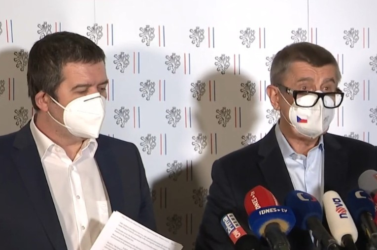 SANEP: Jak kauzy Vrbětice a Moskva ovlivnily důvěru ve vládu